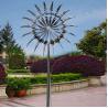 Buy cheap Metal Art Famous Modern Outdoor Garden Stainless Steel 2 M Diameter Wind from wholesalers