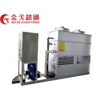 Industry Cooling Towers And Accessories With Low Noise Operation Manufactures