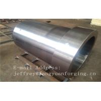 Hydro - Cylinder Alloy Steel Forgings C45 C35 4140 42CrMo4 Heat Treatment Rough Machined Manufactures