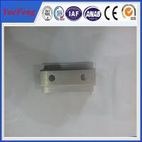 china aluminum solar panel mounting clips YUEFENG aluminum extrusion Manufactures