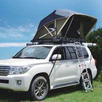 Buy cheap PU coating waterproof 3000mm roof tents automatic opening easy use from wholesalers