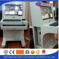 vehicle chassis security scanning system connect barrier with alerts for warehouse , gas station Manufactures