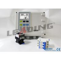 IP54 Duplex Pump Controller With One Button Calibration , Parameters Can Be Defined Manufactures