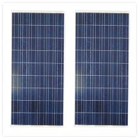 China Water Resistant Poly PV Module , Polycrystalline Silicon Solar PanelsFor Roof on sale