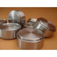 China High Purity 99.99% Aluminum Alloy Titanium Sputtering Target , Metal Sputtering Targets on sale