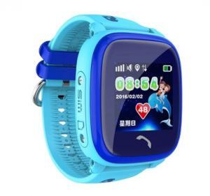 China Anti-lost Positioning wrist watch student card gps tracker kids tracker watch  LBS gps smart watch for kids on sale