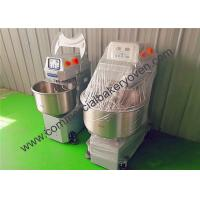 Heavy Duty Bread Dough Mixer High Efficiency Double Motor Double Speed Manufactures