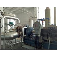 Industrial Rotary Vacuum Evaporator / Multi Effect Force MVR Evaporating System for sale