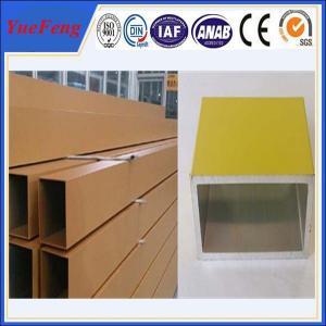 China pipe customized/tube for antenna,aluminum tube extrusion profile manufacture Manufactures