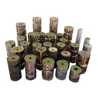 China Spinning Machine Metal Grooved Drum , Autoconer Spare Parts High Strength Long Lifespan on sale
