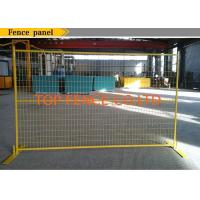 "Quality outer frame1""/25mm*1.5mm wall thick 6ft height x 9.6ft width spacing 2""x4'x11ga for sale"