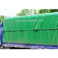 1000D*1000D PVC Truck Cover With Eyelet -30~70 Temperature Resistance Manufactures
