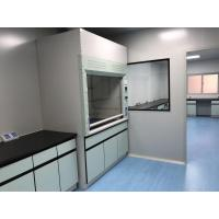 Full steel lab fume hood / fume cupboard / fume chamber for chemistry laboratory