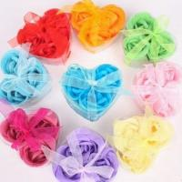 Buy cheap Small gifts of Christmas day and valentine's day, rose soap flower, health care from wholesalers