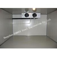 Temperature Controlled Prefabricated Modular Cold Room Panel For Fresh Fruit And Vegetable Cold Storage Manufactures