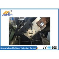 Low Noise C Stud Roll Forming Machine PI And PG Material ISO 9001 Certification Manufactures