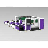 China Dual Use Cnc Metal Laser Cutter , Automatic Fiber Laser Cnc Machine on sale