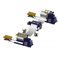 30KW Electric Metal Slitting Machine , High Speed Slitting Cutting Machine Manufactures