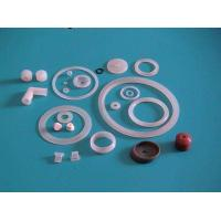 Durable Silicone Rubber O Ring Seals Abrasion Resistance For Mechanical Manufactures