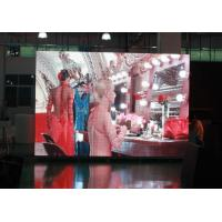 Transparent Outdoor SMD Led Display Screen Rental With Die-Cast Aluminum Cabinet Manufactures
