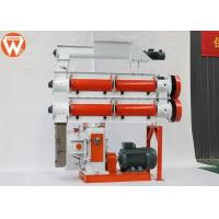 China Chicken Bird Duck Feed Pellet Making Machine Manual Automatic Type 5t/H Capacity on sale