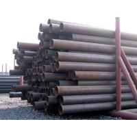 """A106 6"""" Hot Rolled Seamless Pipe API 5L ASTM A53 , Galvanized / Black Carbon Steel Pipe Manufactures"""