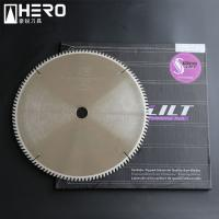 Non Ferrous Metal Aluminum Profile Cutting Saw Blade With KCR05+ Tips Manufactures