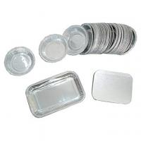 China Household Aluminum / Aluminium Foil Container For Food Storage Temper H22 H24 on sale