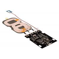 Qi Wireless Charger PCBA Circuit Board A6 3 Coils USB Output For Samsung Manufactures