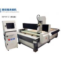 Portable Router Wood Cutting Machine  3.5 Kw CNC Technology For Plywood Manufactures