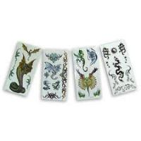 Professional  non - toxic printing paper temporary tattoo sticker for wall,  furniture