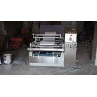 High Speed Trimming Nonwoven Slitting Machines / Rewinding Machine For Industrial Manufactures