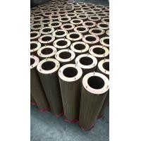 HVAC Ventilation Hepa Activated Carbon Air Filter Cylinder 145mm X 450mm For Odor Smell Air Filtration Manufactures