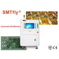 700mm/S PCB SPI Machine , Automatic Visual Inspection Machine SMTfly-V850 Manufactures
