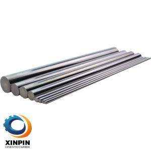 China 100% Virgin Tungsten Metal Rod , High Density Solid Carbide Round Blanks on sale