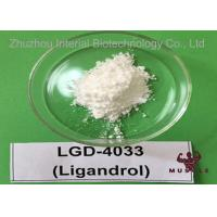 Pure SARMS Lgd 4033 Powder , Ligandrol Sarms For Muscle Growth CAS 1165910-22-4 Manufactures