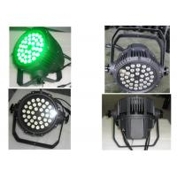 36PCS 4 IN 1 RGB Lighting Waterproof Par Can Lights For Concert Party Show Manufactures
