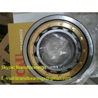 China Electric Motors Open Sealed Roller Bearings , Anti Friction Bearing 25×52×15mm on sale
