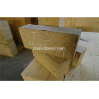 Wear Resistance High Alumina Refractory Brick For Cement Kiln / Glass Kiln Manufactures