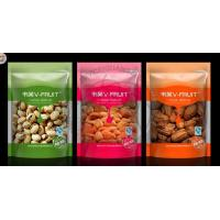 Colored Simple Plastic Food Packaging Stand Up Pouch With Aluminium Layer Manufactures