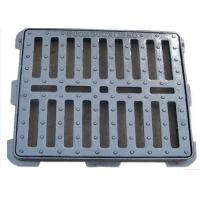 China Ground Drainage Cast Iron Grate 20*18*2.5  Surface Painting Anti Rust on sale