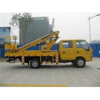 Truck-mounted Boom Lift with Lifting Height 18.7m,Capacity 250kg(GTTM 18) Manufactures