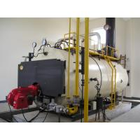 Electric 8 Ton Pressure Vessel Gas Fired Water Steam Boiler , Thermal Insulated Manufactures