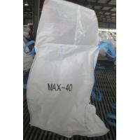 U-panel jumbo bag with skirt top UV treated 100% virgin PP for cement / minerals packing Manufactures