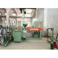 China Gabion Mesh PVC Coating Machine for Chain Link Fence Dimensional Accuracy on sale