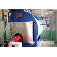 Liquefied Petroleum Gas Fired Steam Boilers 6tph Stainless Steel Boiler Shell for Rice Mill Manufactures
