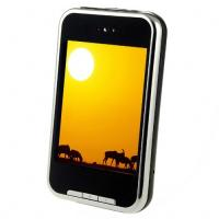 China 2.8 inch Touch Screen MP3 Mp4 Player With 1.3M Pixel Camera, AVI Video, FM Radio on sale