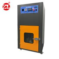 China Hydraulic Driven Battery Testing Equipment , Nail Puncture Hydraulic Testing Machine on sale