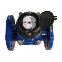 China Turbine Water Meter With Positive Displacement Mechanism Cast Iron DN125 Hot Water 90 ℃ on sale