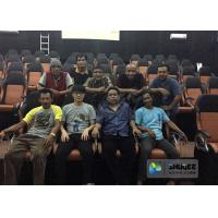 One Year Warranty 4D Cinema System Theater Cinema Chair With Movement Effect Manufactures